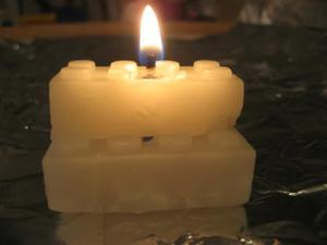 Connectable Modular Candle