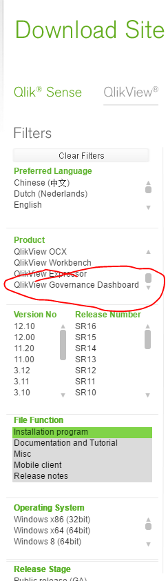Qlikview Governance Dashboard 2 0 2 | Michael Ellerbeck